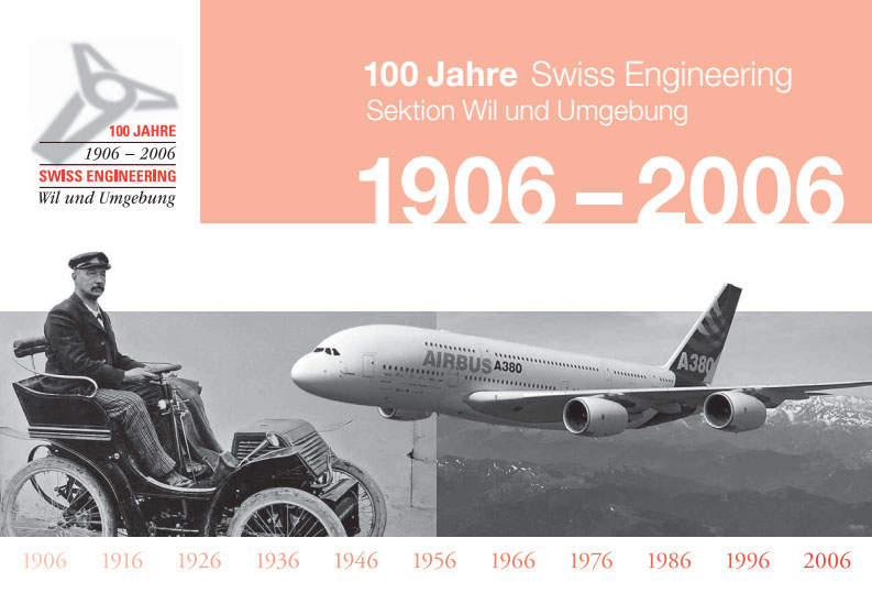100 Jahre Sektion Wil und Umgebung